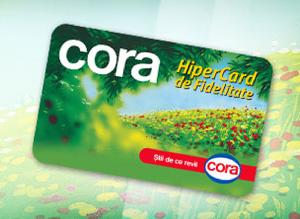 cora card de filedlitate