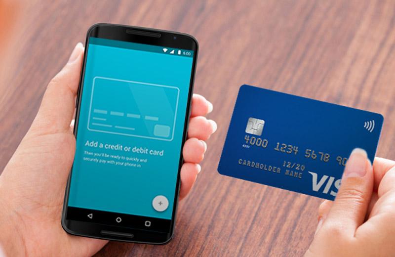 VEDERP - Parteneriat Visa - Google pentru extinderea serviciilor de plati mobile