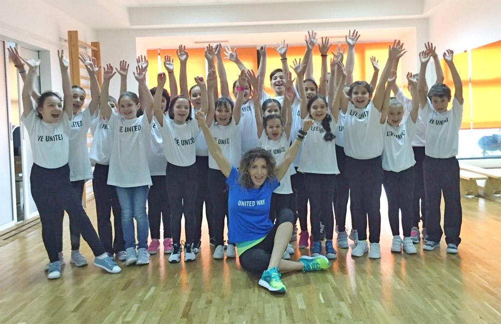 Carmen-Brumă-și-United-Way-România-susțin-educația-în-sănătate-a-copiilor-dezavantajați