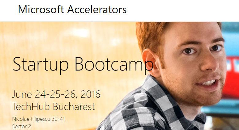 Microsoft Accelerator Bootcamp