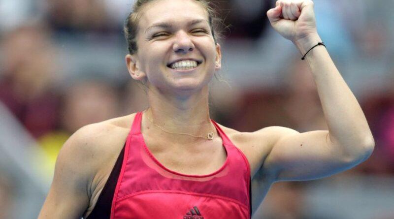 Simona Halep, numărul unu WTA