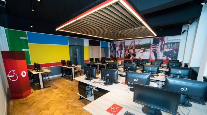Laboratorul Vodafone din ASE
