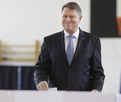 vot-Klaus-Iohannis