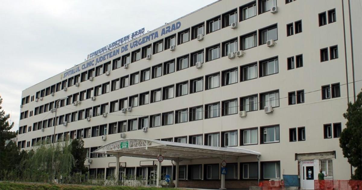 Spitalul Judetean din Arad