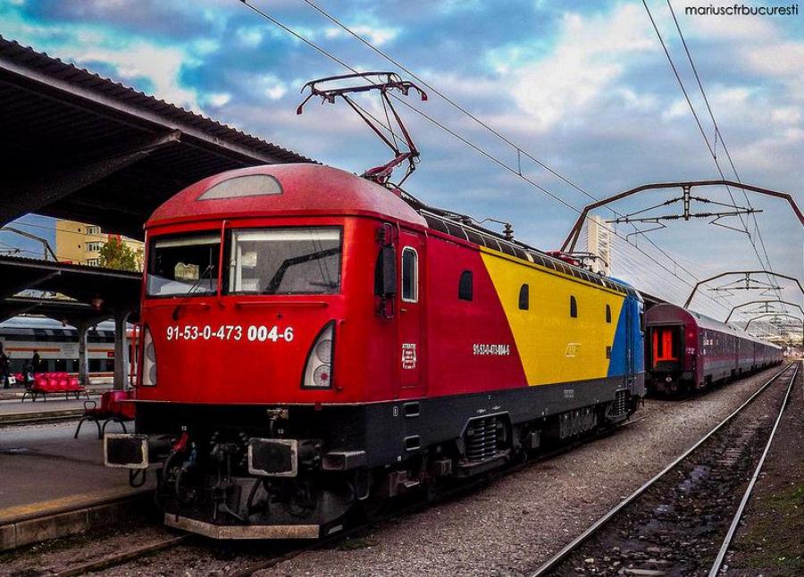 Trenul Solidarităţii Româneşti