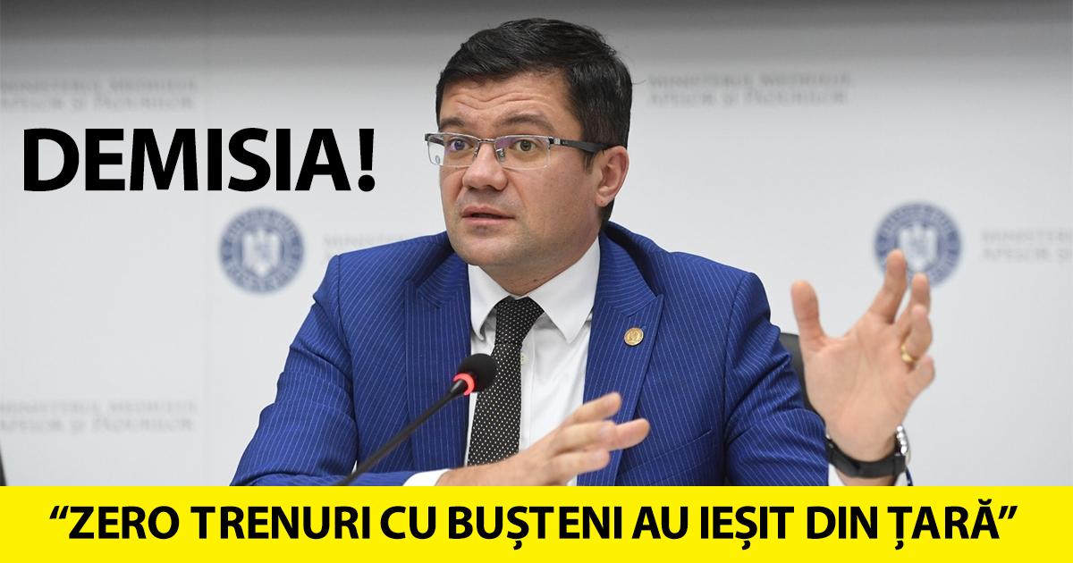 Ministrul Mediului, Costel Alexe a descins în pădurea ...  |Costel Alexe
