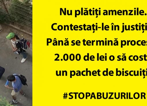Stop-Abuzurilor