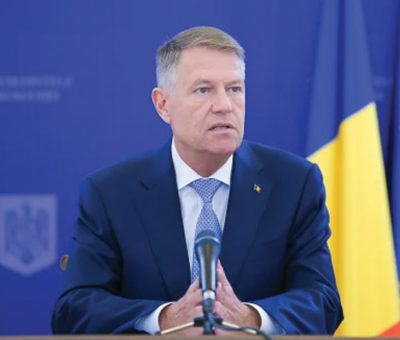 Iohannis STARE de ALERTĂ